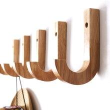 Фотография Key wood storage device Wall Clothes Hanger Coat Wood Coat Rack  hook Wall hanger wooden Coat hooks Pretty Home Decoration