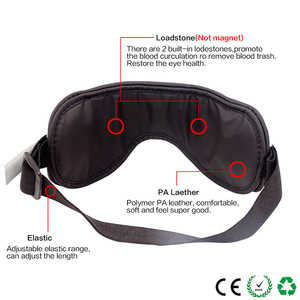 Image 3 - חשמלי DC רטט עיניים לעיסוי מכונת מוסיקה מגנטי אוויר לחץ אינפרא אדום חימום עיסוי משקפיים עיני טיפול מכשיר