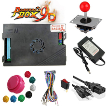 Household arcade console suite With 2222 in 1 Pandora Box 9D multi game board the family professional classic design arcade video game consoles with pandora s box 9d 2222 in 1 multi game board