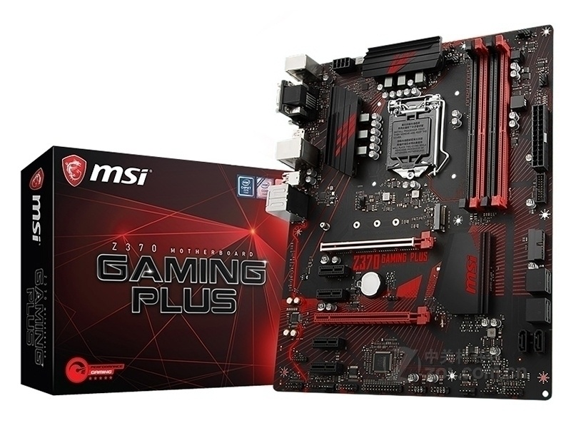 Free Shipping Original Motherboard For MSI Z370 GAMING PLUS LGA 1151 DDR4 USB3.1 64GB Z370 Desktop Motherboard