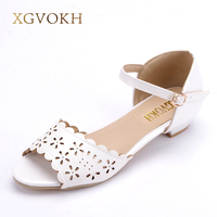 XGVOKH Brand New Casual Sandal National Style Women Sandals Bohemia Flats Shoes Summer Shoes Women Dress