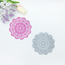 Julyarts 2019 Circle Flower Metal Cutting Dies Stencil for DIY Scrapbooking Stamps Embossing Paper Cards Making Crafts
