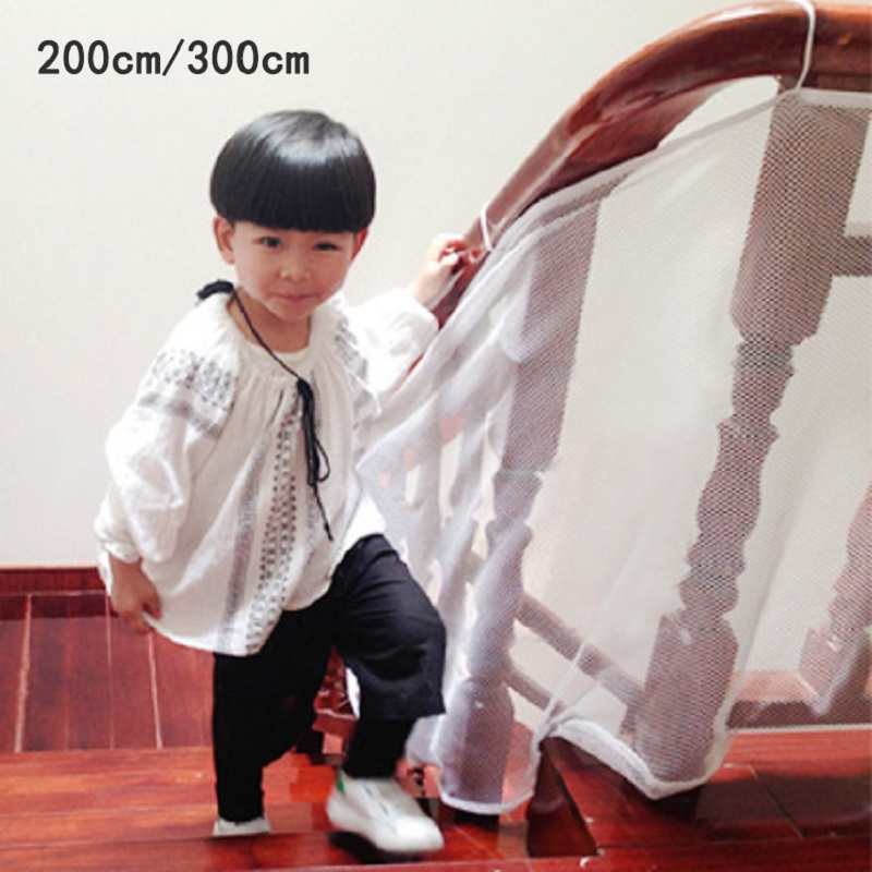 Baby Playpens Fence Child Safety Netting Children Balcony Stair Gate Protector Home Toddler Kids care Product Protect Safety Net in Baby Playpens from Mother Kids