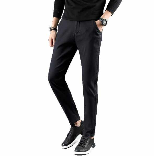 d0da8d2f9a Detail Feedback Questions about Mens Cotton Wedding Dress Suit Pants ...