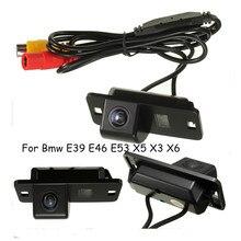 Фирменная Новинка автомобиля 170 градусов Реверсивный Камера заднего вида Cam CCD для BMW 3/7/5 серии E39 E46 e53