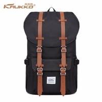 KAUKKO Backpack Women Men Hiking Travel Laptop Rucksack School Bags For Teenagers Backpacks
