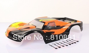 Freeshipping The car shell for baja 5T/SC  High strength PC mertial material