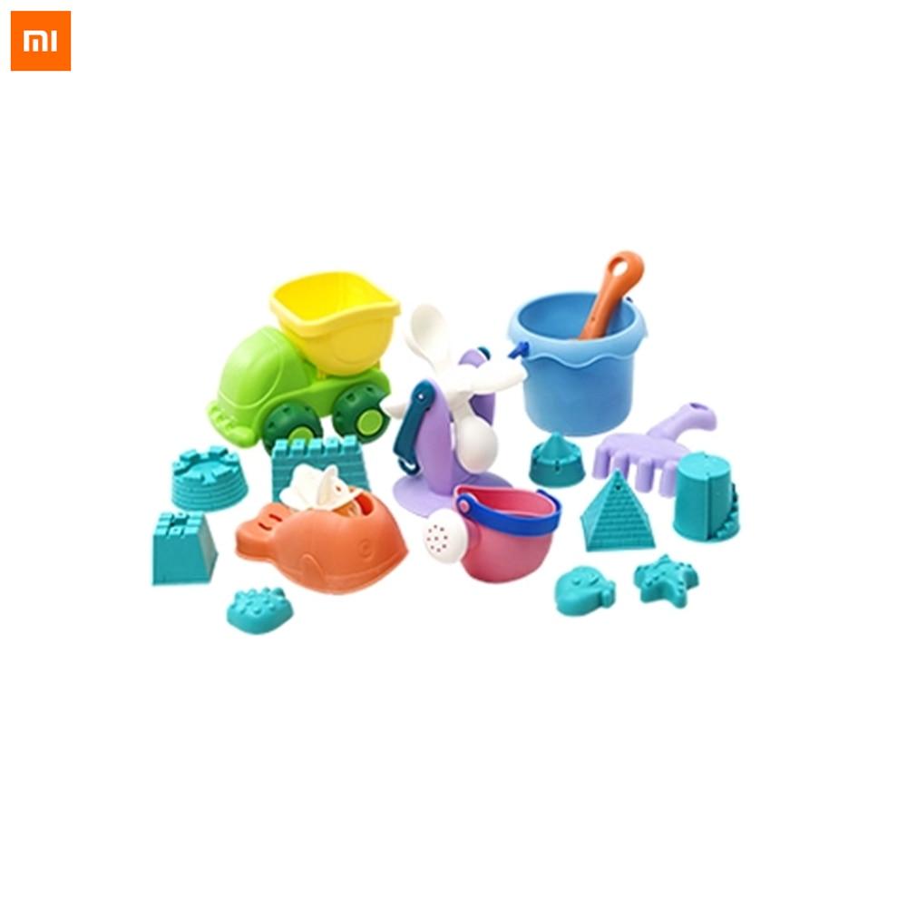 16pcs/set Xiaomi Mijia BESTKIDS Beach Toys Sand Castle Maker Mode Shovel Bucket Outdoor Beach Play Toys for Kids Smart Home16pcs/set Xiaomi Mijia BESTKIDS Beach Toys Sand Castle Maker Mode Shovel Bucket Outdoor Beach Play Toys for Kids Smart Home
