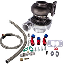 T70 Turbo Turbocharger T3 Flange .82 .70 A/R Oil Drain Retur