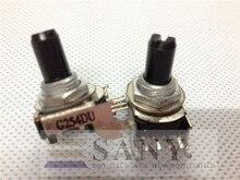 [SA]Japan NOBLE RK11 Potentiometer G254DU 250K 15MM shaft–10PCS/LOT