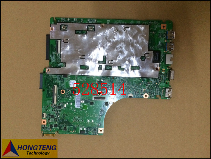 original for MSI MS-14911 mainboard MS14911 Laptop motherboard Non-Integrated ddr3  fully tested g31 motherboard g31 dd2 ram fully integrated 3 775 needle