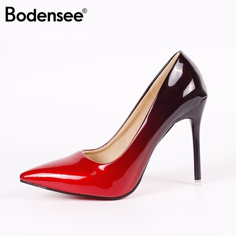 BODENSEE Women Pumps Shoes Ladies