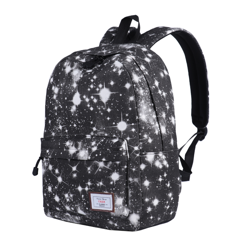 de947ac29d CIKER Preppy style students backpacks for teenage girls boys school bags  fashion star printing backpack women travel bag mochila