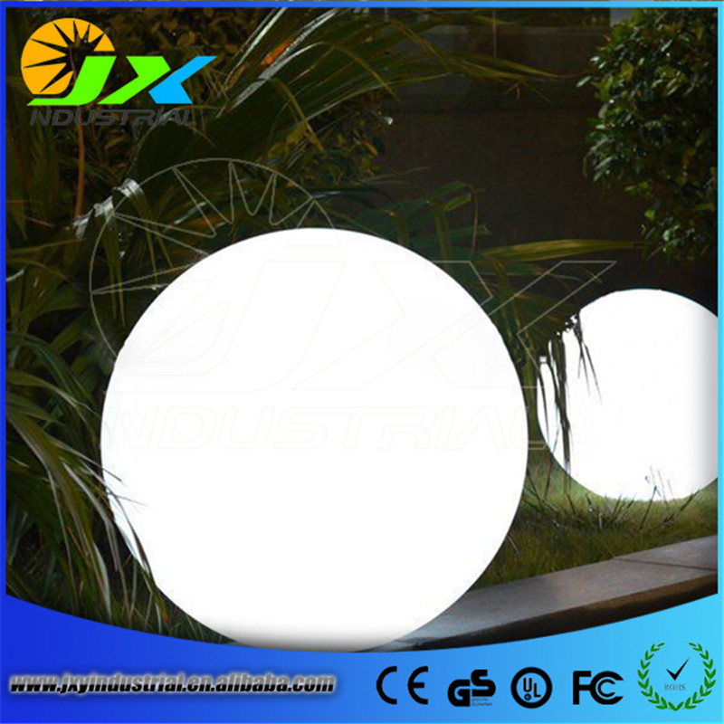 LED Round Ball outdoor light Round led light PE Christmas Ball for Christmas Decoration Free Shipping