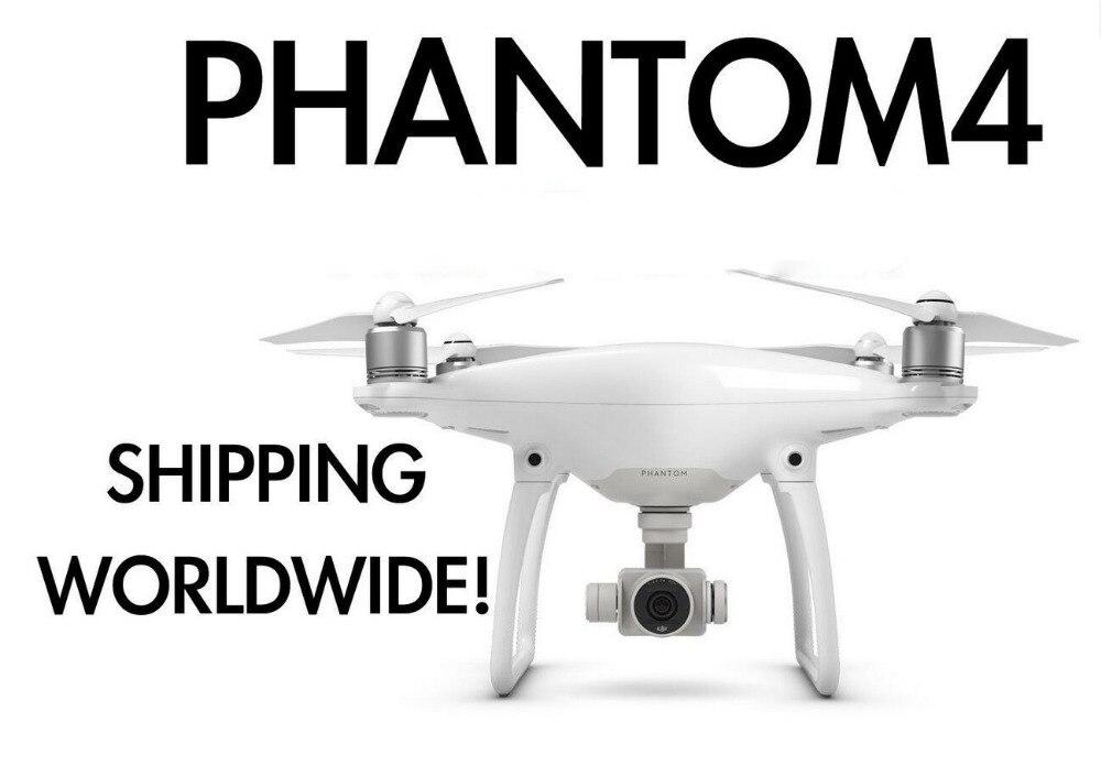 DJI Phantom 4 Phantom4 P4 Quadcopter w/ 4K HD Camera & Gimbal -PRE ORDER