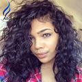 Alicrown 130-180 Density Malaysian Full Lace Virgin Hair Wigs Curly Lace Frontal Wigs Full Lace Perruques De Cheveux Humains