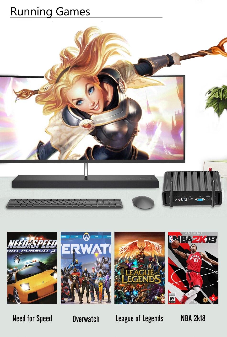 United HDMI i3 6500U 4