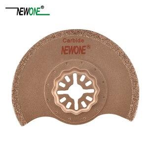 Image 3 - NEWONE 5pcs/set Carbide Saw Blades STARLOCK Starlock for Power Oscillating Tools for Cut Ceramic Tile or Polish Wood Ceramic