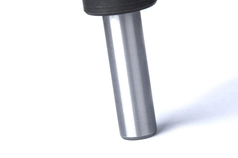 Huhao 1pc rolamento flush guarnição roteador bit