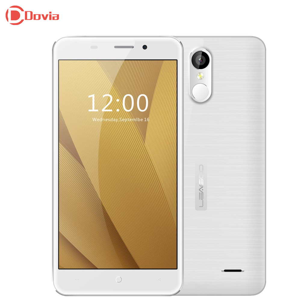 LEAGOO M5 Plus 4G Smartphone 5 5 inch Android MTK6737 Quad Core 1 3GHz 2GB RAM