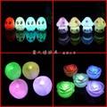 Colorful apple Nightlight LED juguetes de Halloween, Nochebuena regalo creativo, de frutas de navidad Light-Up Juguetes