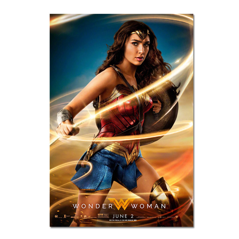 GAL GADOT Poster Celebrity Hollywood Poster 36 x 24 1