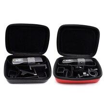 DJI Osmo Action Accessories PU Hardshell Portable Carrying Case DJI Osmo Pocket Gimbal Protective Bag Waterproof Storage Box недорого