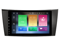 4GB ram Android 8.0 octa Core Car DVD PLAYER Radio For 9 BENZ E CLASS W211/G CLASS W463/CLS W219 headunits gps tape recorder