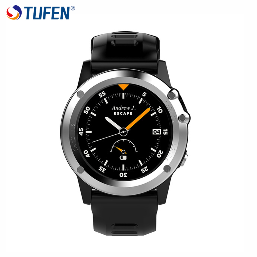 TUFEN H1 Android Version Smart Watch Dual Core Professional Smartwatches Support Clock SIM Card 4G Memory For IOS Android Phone no 1 d5 bluetooth smart watch phone android 4 4 smartwatch waterproof heart rate mtk6572 1 3 inch gps 4g 512m wristwatch for ios