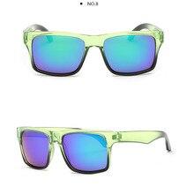 Okulary lustrzane wiele kolorów Classic