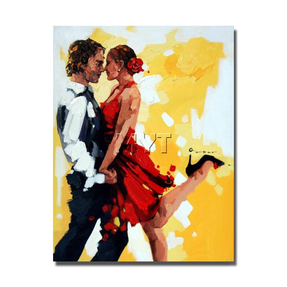 Nude Couple Dancing 70