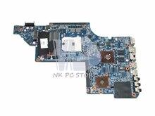 645385-001 Main Board For Hp Pavilion DV7-6000 Laptop Motherboard Socket fs1 DDR3 ATI HD6490