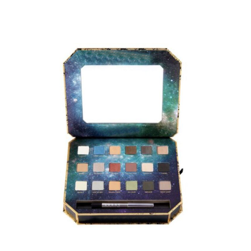 Eye Makeup 18 Colors Pirates Of The Caribbean Pigmented Eyeshadow Palette Pro Nude Earth Color Makeup Matte Eyeshadow Palette