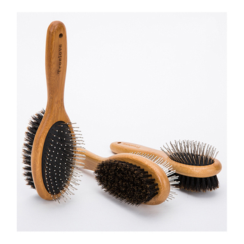 Double-sided Stainless Steel Comb 1