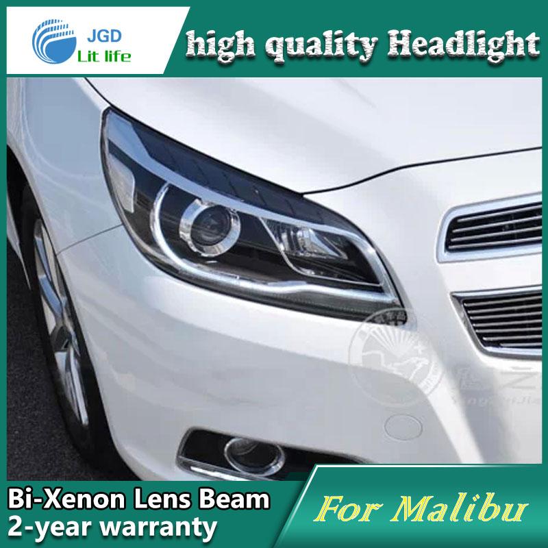 Torbica za svjetiljke u automobilu za Chevrolet Malibu prednja - Svjetla automobila - Foto 2