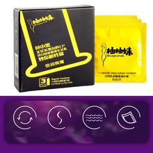 3pcs/box Premium Natural Latex Condoms Ultra Thin Lubricated Condom Penis Sleeve Male Contraception Adult Sex Toys For Men 10pcs natural latex condom penis extensions sleeve stimulation condoms contraception kondom male contraception sex toys for men