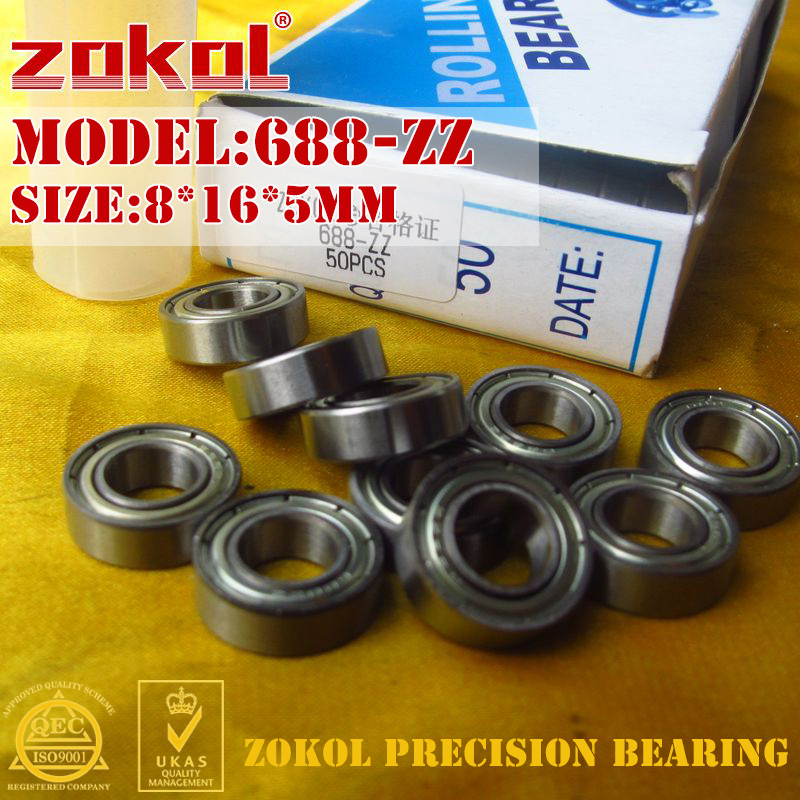 6303ZZ Deep Groove Ball Bearings 17x47x14mm Chrome Plated Steel Bearings with Double Shield 1 Package