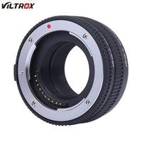 Viltrox DG-FU Auto Focus Extension Tube Ring Lens Adapter For Fujifilm X Mount Lens Macro Lens