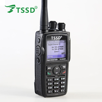 Hot Sell Portable DMR Transmitter Radio TSSD TS D8600R Digital Walkie Talkie Radio