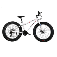 Russian Warehouse And Wholesale 26 Inch And 7 Speed Thick Wheel Snow Mountain Bike Bicycle Downhill