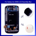 100% tested 4.8' For Samsung Galaxy S3 neo i9300i i9301 i9308i LCD Digitizer Assembly with frame