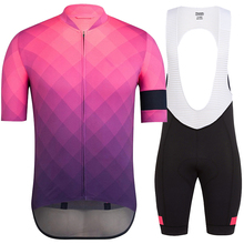 Go pro 2019 summer short sleeve cycling jersey set Runchita clothing men tenue cycliste homme bike mtb maillot ciclismo