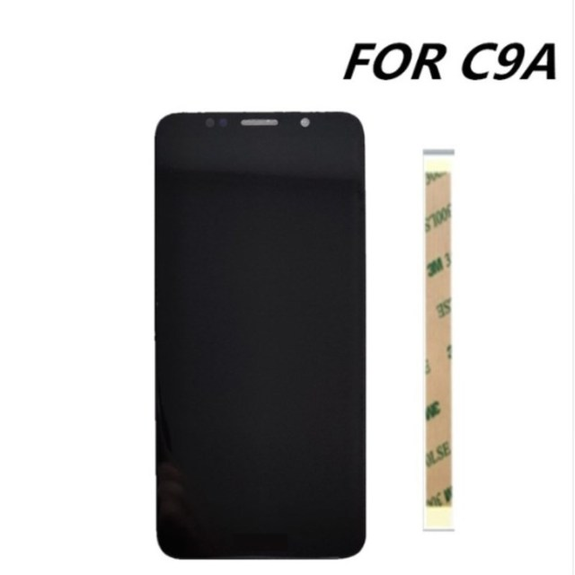 new 5.45inch For neffos C9A LCD Assembly Display + Touch Screen Panel Replacement for TP706A  Cell Phone