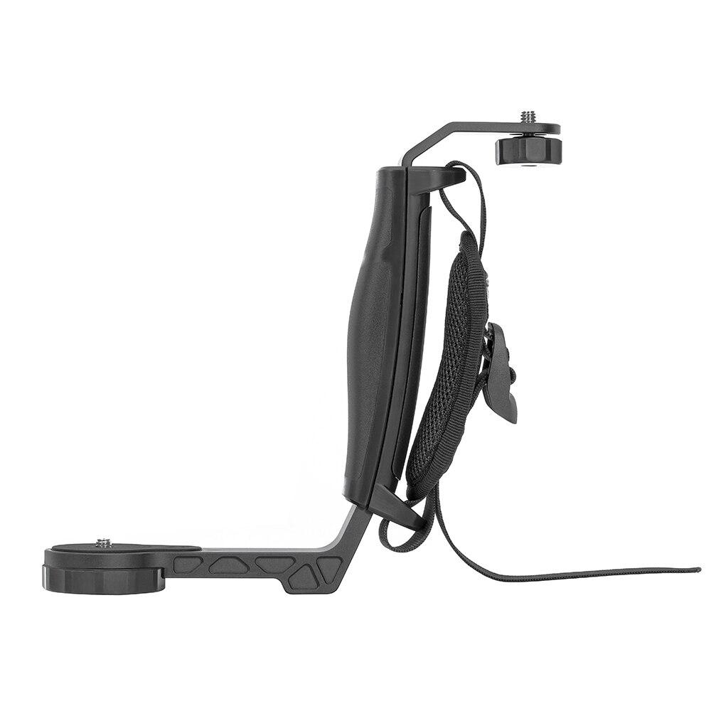Zhiyun Crane 2 V2 grúa M Plus Gimbal accesorios Transmount Mini Dual Grip L soporte Rig correa de muñeca para el Monitor /LED/micrófono