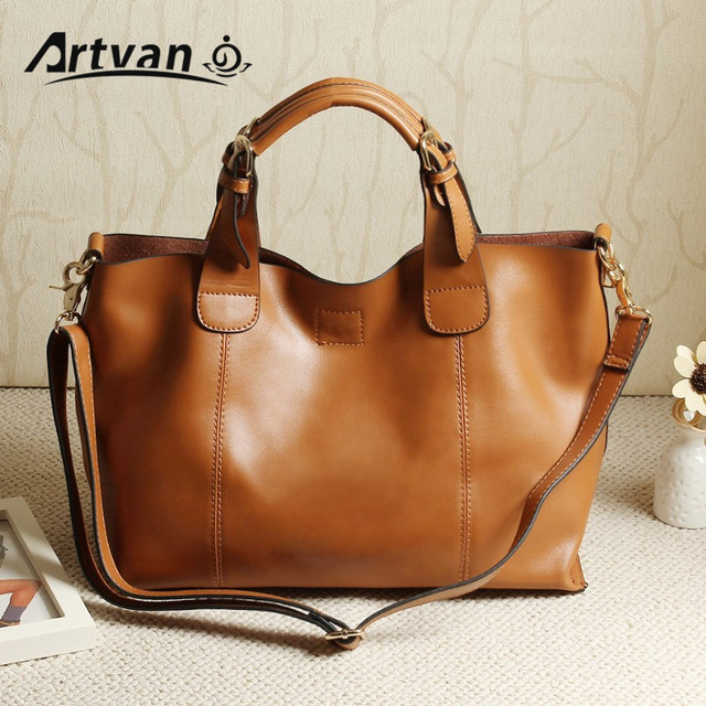 Aliexpress.com : Buy 2016 genuine leather bags women leather ...
