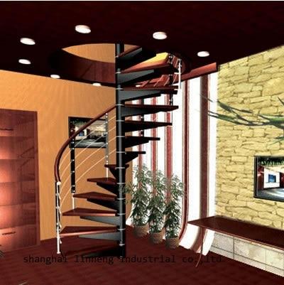 Купить с кэшбэком factory galvanized spiral carbon stainless steel stairs grill design with good price