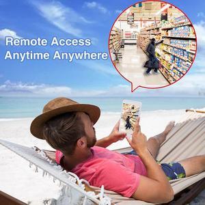 Image 5 - LOFAM 8CH DVR NVR CCTV System 1080P 8PCS Waterproof Outdoor Indoor Camera AHD 2MP Security Camera System 8CH Surveillance Kit