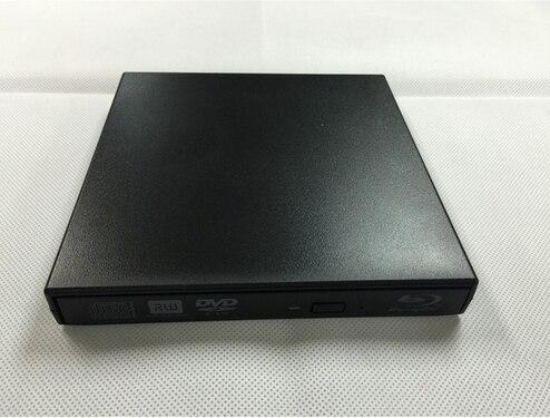 Brand new USB 2.0 bluray masterizzatore esterno/blu ray escritor/drive blu-ray externo blu ray 3d bd-rw pc/desktop