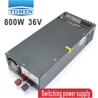800W 0V TO 36V 22.2A Single Output Switching power supply AC to DC 110V or 220V