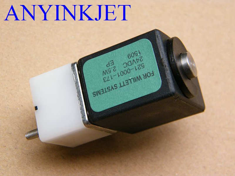 все цены на Valve solenoid valve 2 Port WA521-0001-173 for Willett 43S 430 460 400 series printer онлайн